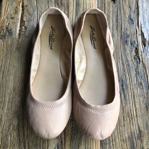 Nude Lucky Brand Emmie Flats